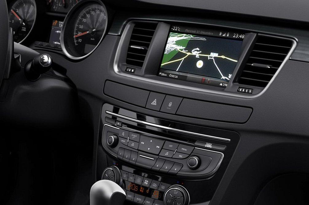 Peugeot 508 MRN Wip Nav
