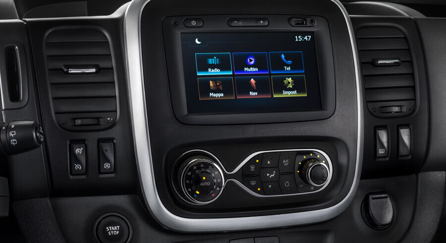 Touch-Radio Nav